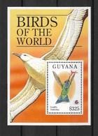 GUYANA 1994 Birds, Gould Hummingbirds - Hummingbirds