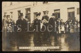 Postcard / ROYALTY / Belgique / België / Roi Albert I / Koning Albert I / Koningin Elisabeth / Reine Elisabeth / Unused - Santé, Hôpitaux