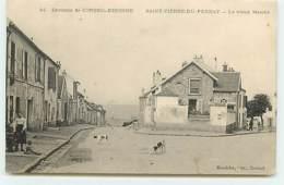 Environs De CORBEIL-ESSONNE - SAINT-PIERRE-DU-PERRAY - Le Vieux Marché - France