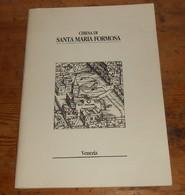 Chiesa Di Santa Maria Formosa. 1991. - Livres, BD, Revues