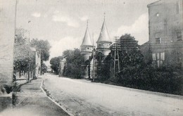 Feldpostkarte / Vouziers - Straßenansicht, Ca.1916 - Vouziers