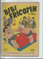 Bibi Fricotin 14 Fait Du Cinéma   LACROIX - Bibi Fricotin