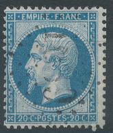 Lot N°45329  N°22, Oblit GC 1639 Gennevilliers, Seine (60), Ind 11 - 1862 Napoleon III