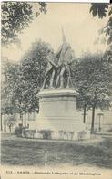 PARIS - Statue De Lafayette Et De Washington - Statues