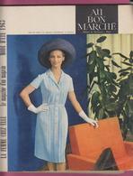 CATALOGUE AU BON MARCHE MAISON BOUCICAULT 1963.   3.5€  PORT COMPRIS. - Livres, BD, Revues