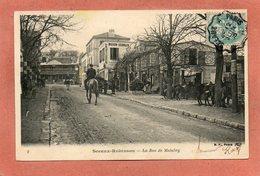 CPA - SCEAUX-ROBINSON (92) - Aspect De La Rue De Malabry En 1905 - Sceaux