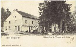 Vallée De L' Amblève - Château-ferme De Werimont à La Gleize - Stoumont - Stoumont