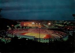 ROMA DI NOTTE - STADIO OLIMPICO STADIUM STADION STADE ESTADIO - Estadios E Instalaciones Deportivas
