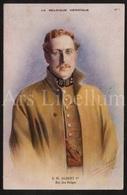 Postcard / ROYALTY / Belgium / Belgique / België / Koning Albert I / Roi Albert I / La Belgique Héroïque - Patrióticos