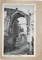 VISAN - 84 - Porte Saint Martin - TRES RARE - DELC6/ENCH - - Frankreich