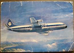 KLM LOCKHEED PROP-JET ELECTRA II - 1946-....: Era Moderna