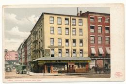 NY - NEW YORK CITY - Fraunce's Tavern - Cafés, Hôtels & Restaurants