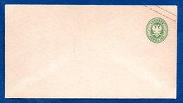 Luebeck / Entier Postal / 1/2 Schilling Vert / - Luebeck