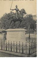 PARIS - Statue De Jeanne D'Arc Par Paul Dubois - Statues