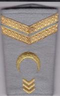 Écusson Tissu Militaire Ou Autre:    épaulette - Ecussons Tissu
