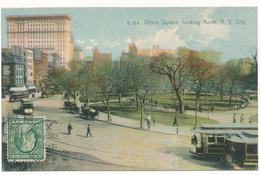 NY - NEW YORK CITY - Union Square - Union Square
