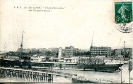 """N°66990 -cpa Le Havre -""""l'amiral Fouricheon"""" Des Chargeurs Réunis- - Commerce"""