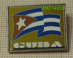 BADGE  CUBA   Drapeau - Villes