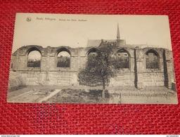 AFFLIGEM  -  Abdij   Affligem  - Ruinen Der Abdij , Zuidkant - Affligem