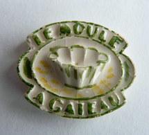 FEVE MOULIN A HUILE MH - PUBLICITAIRE PERSO LE MOULE A GATEAU 2001 - Olds