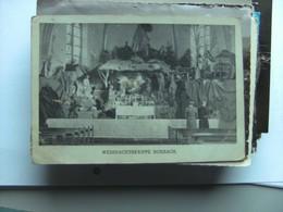 Duitsland Deutschland Hessen Freigericht St Michaelskirche Horbach Weihnachtskrippe - Duitsland