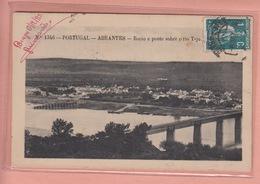 OLD  POSTCARD -  PORTUGAL - ABRANTES - Santarem