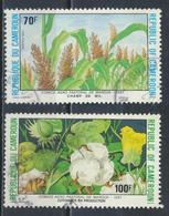 °°° CAMERUN - Y&T N°819/20 - 1987 °°° - Camerun (1960-...)