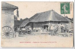 SAINT-NABORD - Ateliers De Charronnage De Bertrand Fils - Andere Gemeenten