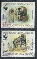 °°° CAMERUN - Y&T N°823/25 - 1988 °°° - Camerun (1960-...)