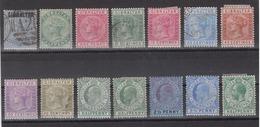 GIBRALTAR - Mix Of Old Stamps - Gibraltar