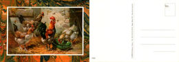 Illustrations De COQ (3 Cartes) JORDAN Editions VH2, VH3, VH4 - Animaux & Faune