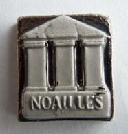 FEVE Publicitaire Perso MOULIN A HUILE MHPATISSERIE NOAILLES LA MAISON CARREE NIMES 30 2011 - Olds