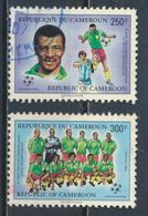 °°° CAMERUN - Y&T N°828/30 - 1990 °°° - Camerun (1960-...)