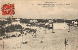 33 - LACANAU - VUE PANORAMIQUE SUR LA FORÊT PRISE DE L'HÔTEL MARIAN - Andere Gemeenten