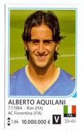 Card (no Sticker) Alberto Aquilani Italia Brazil FIFA 2014 Bosnia Edition Football World Cup FC Fiorentina AC - Stickers