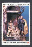 Smom 1985 Sass. 243 MNH/** VF - Malte (Ordre De)