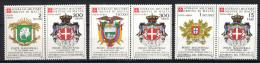Smom 1985 Sass. A15/20 MNH/** VF - Sovrano Militare Ordine Di Malta