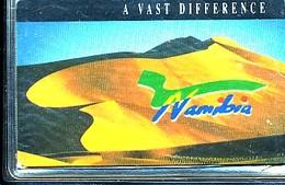 NAMIBIA Telefonkarte   - Siehe Scan -10783 - Namibia