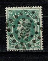 Belg.  30  Pt 325 St Josse Ten Noode COBA + 2 - 1869-1883 Léopold II