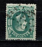 Belg.  30  Pt 328 St Nicolas Sint Niklaas COBA + 1 - 1869-1883 Léopold II