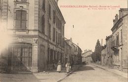70 - FOUGEROLLES - ROUTE DE LUXEUIL - Andere Gemeenten
