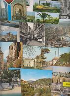 Lot De 29 Kg 6400 Cartes Postales Environs (drouille) G.formats.NetB. Couleurs.Dentelées Et Droites.Voyagées Et Non. - Cartes Postales