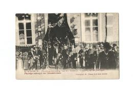 STABROECK.- Inwijding Godshuis Cuypers Op 28 Juni 1908. Plechtige Ontvangst Ten Gemeentehuize. - Stabroek