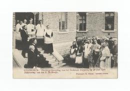 STABROECK.- Inwijding Godshuis Cuypers Op 28 Juni 1908. Redevoering Van Den H. De Bruijn. - Stabroek