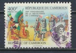 °°° CAMERUN - Y&T N°861 - 1992 °°° - Camerun (1960-...)