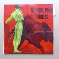 LP/ Musique Pour Corridas. Pasodobles Toreros - World Music