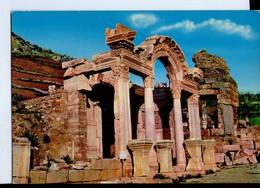 U3910 Postcard Efes, Turkiye - Hadrianus Mabedi _ Archeologia Archeology Archeologie _ Ed Keskin Color - Turchia