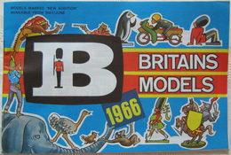 Britains Models 1966 Catalog English - Literatur & DVD