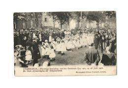 STABROECK.- Inwijding Godshuis Cuypers Op 28 Juni 1908. De Stoet. - Afvaardiging Der Meisjesscholen. - Stabroek