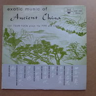LP/ Lui Tsun Yuen - Exotic Music Of Ancient China - Musiques Du Monde